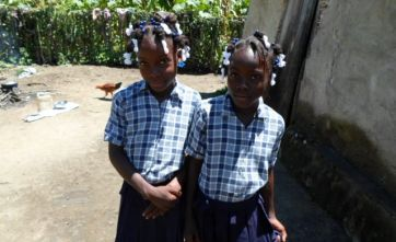 Sponsor a Haitian Child's Education (HELP)